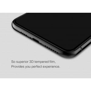 iPhone XS Max Nillkin Tempered Glass Screen Protector 3D CP+MAX Fullscreen Black