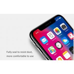 iPhone XS Max Nillkin Tempered Glass Screen Protector XD CP+MAX Fullscreen Black
