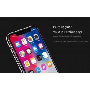 iPhone XR Nillkin Tempered Glass Screen Protector XD CP+MAX Fullscreen Black