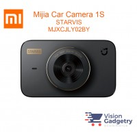 Xiaomi Mi Mijia Smart Car Camera 1S DVR Dashcam 1080P STARVIS Voice Control
