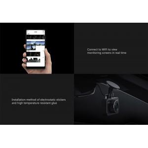 Xiaomi Mi Mijia Smart Car Camera 1S DVR Dashcam 1080P STARVIS Voice Control
