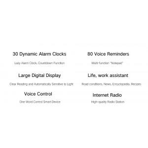 Xiaomi AI Xiaoai Smart Music Alarm Clock AI01ZM