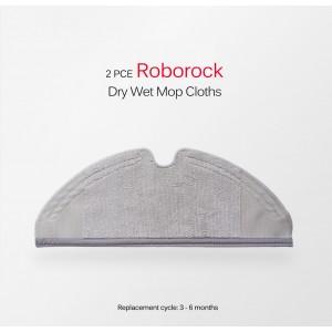 Xiaomi Roborock Vacuum Mopping Mop Cloth Replacement SXTB01RR