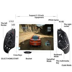 iPega PG-9023 9023 Wireless Bluetooth Gamepad Controller Telescopic