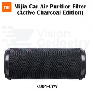 Xiaomi Mijia Car Air Purifier Filter CJ01-CYW Charcoal Edition