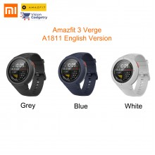 Xiaomi Mi Amazfit 3 Verge Huami Smart Watch Smartwatch ENGLISH