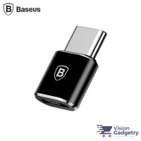 Baseus OTG Micro USB Female to Type C Male Adapter Converter