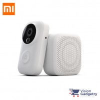 Xiaomi Mi Intelligent Video Smart Doorbell AI Face Recognition Intercom