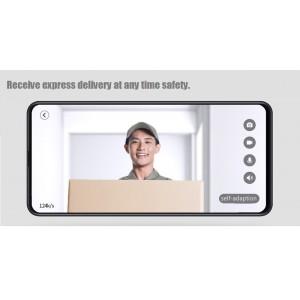 Xiaomi Mi Intelligent Video Smart Doorbell AI Face Recognition Intercom