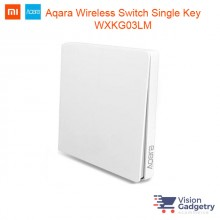 Xiaomi Mi Aqara Smart Home Wireless Switch Plug Single Gang ZigBee WXKG03LM
