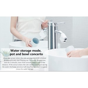 Xiaomi Mi Zajia Infrared Automatic Induction Water Saver Sink Tap Faucet