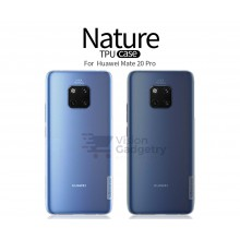 Huawei Mate 20 Pro Nillkin Nature TPU Case Cover