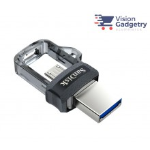SANDISK Ultra Dual USB M3.0 Micro Flash Drive OTG 16GB