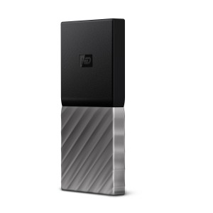 WD Western Digital MY Passport External Portable SSD 256GB 515MB/S USB 3.1