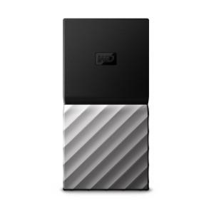 WD Western Digital MY Passport External Portable SSD 2TB 515MB/S USB 3.1