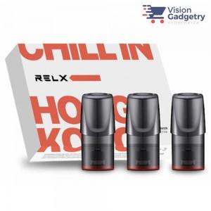 100% Original Relx Refill Pod Vape Electronic Cig Flavor