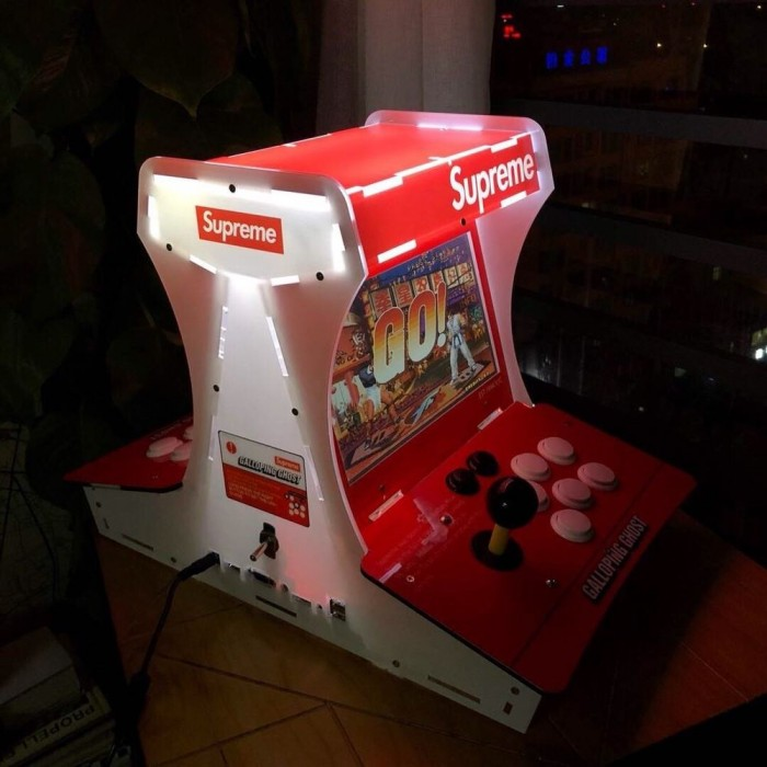 Supreme Game Arcade Pandora Box Game Console 2d Version