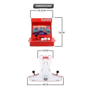 Supreme Game Arcade Pandora Box Game Console 2D Version 1388 Games