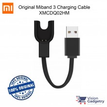 Xiaomi Mi Miband 3 Charging Cable 14cm 100% Original XMCDQ02HM