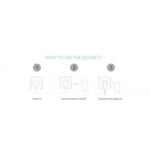 Sonoff Smart Home S20 Smart Socket UK Plug Wifi Wireless App Control Amazon Google