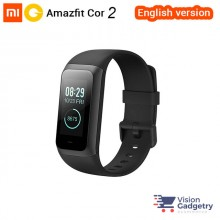 Xiaomi AMAZFIT Huami COR Band 2 Miband Heart Rate Smartband A1713 ENGLISH