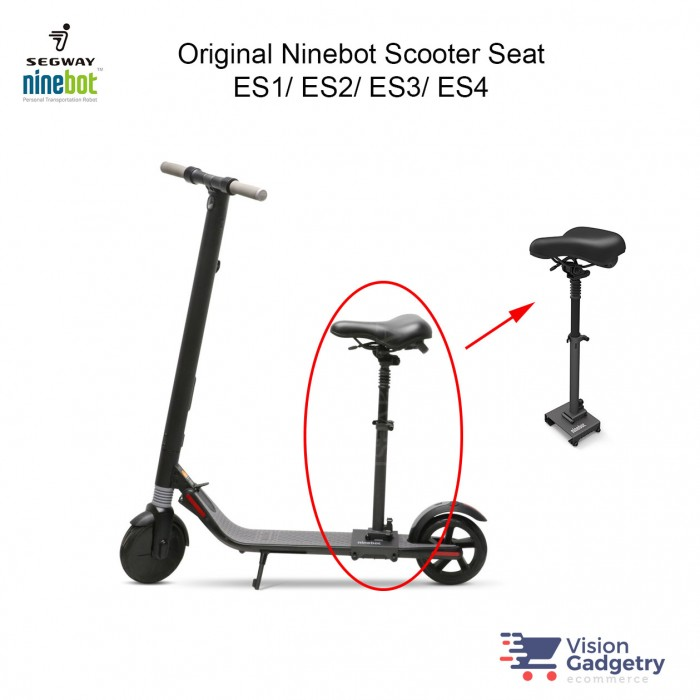 Xiaomi Segway Ninebot ES1 ES2 Scooter Seat Saddle Foldable