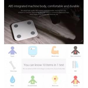 Xiaomi Mi Mijia Smart Weight Scale 2 LED Display Miband Sync Original XMTZC02HM