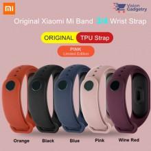 Xiaomi Miband 3 4 Band Strap Replacement Original XMWD02HM