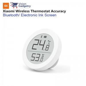 Xiaomi Cleargrass Digital Thermostat Hygrometer Temperature Humidity Monitor