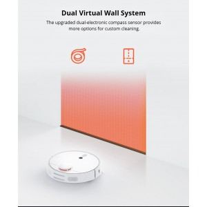 Xiaomi Robot Vacuum 1S LDS SLAM 2000pa SDJQR03RR