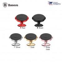 Baseus 360° Steel Magnet Dashboard Car Holder Phone Mount Small Ears