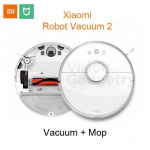Xiaomi Roborock Smart Robot Vacuum Cleaner Mop 2 S50 S51 S55 Black