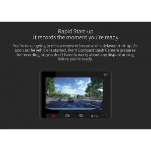 Xiaomi Xiaoyi Yi Power Edition Car Camera Compact Dashcam 1080p Chinese