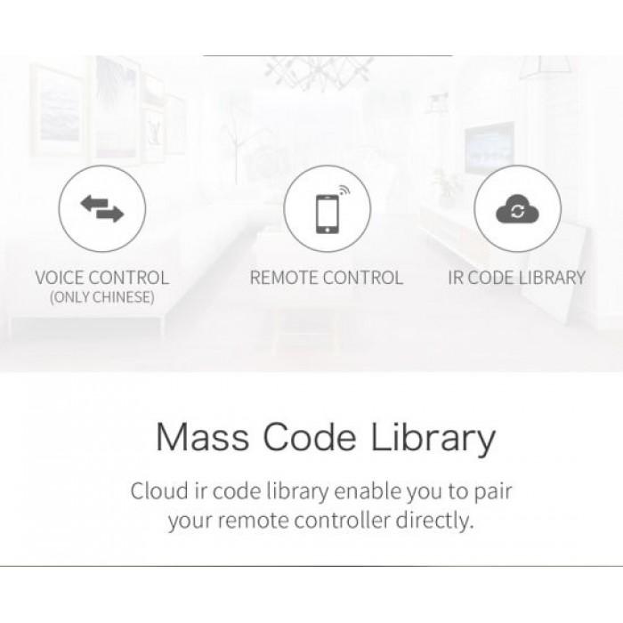 Geeklink Smart Home WiFi Universal IR Infrared Remote Controller iOS