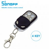 Sonoff Smart Home Wireless RF Remote 433mHz ABCD 4 Channel Buttons Switch