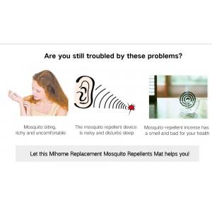 Xiaomi Mi Mijia Mosquito Repellent Mat Refill Filter
