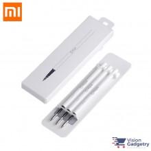 Xiaomi Mijia Mi Rollerball Sign Pen 0.5mm Refill 3pcs MJZXBX01XM