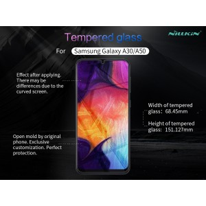 Samsung Galaxy A30 A50 Nillkin H+ PRO Tempered Glass Screen Protector