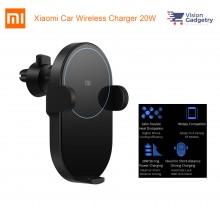 Xiaomi Mi Car Wireless Car Charger Phone Holder Auto Clamp 20W WCJ02ZM