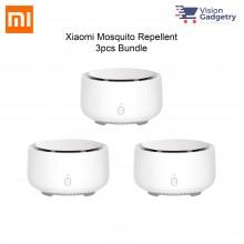 Xiaomi Mi Mijia Mosquito Repellent Killer Bundle 3PCS WX07ZM