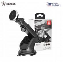 Baseus Mechanical Era Magnet Phone Car Holder Mount Silver SULX-OS