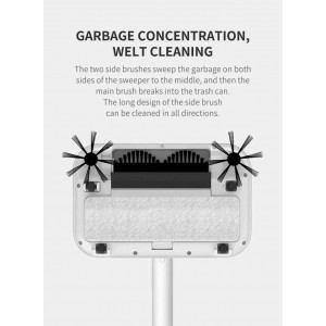 Xiaomi iClean Yijie Handheld Wireless Floor Sweeping Sweeper Cleaner YE-01