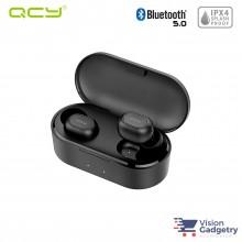 QCY T2C TWS Wireless Sport Bluetooth 5.0 Earphones Headphones Earbuds