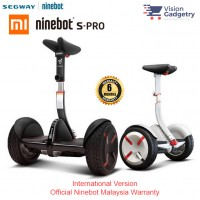 XiaoMi Mi Segway Ninebot S-PRO Self Balancing Scooter International Version