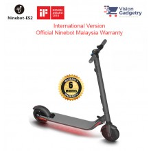 Segway Ninebot Xiaomi Kick Folding Electric Scooter ES2 Local Warranty UL2272