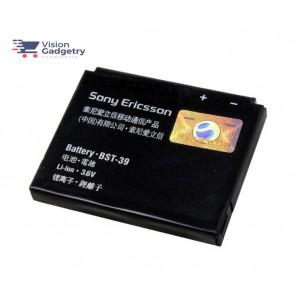 Sony Ericsson BST-39 Battery T707i W380i W508 W910i Z555i Zylo W20