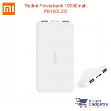 Redmi XiaoMi Mi Portable PowerBank 10000mah Fast Charge PB100LZM