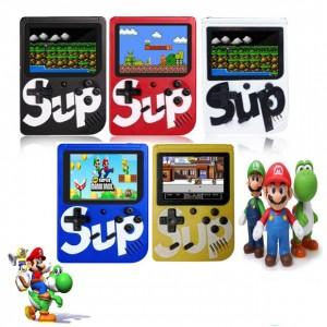 Sup Supreme Mini Handheld Game Console Handheld Retro 400in1 Classic Games Gameboy
