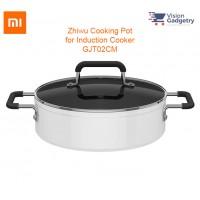 Xiaomi Mi Zhiwu Non-stick Stockpot Cooking 4L Soup Pot Induction Cooker GJT02CM