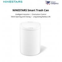 Xiaomi Ninestars Motion Sensor Smart Dustbin Trash Can Adjustable Distance